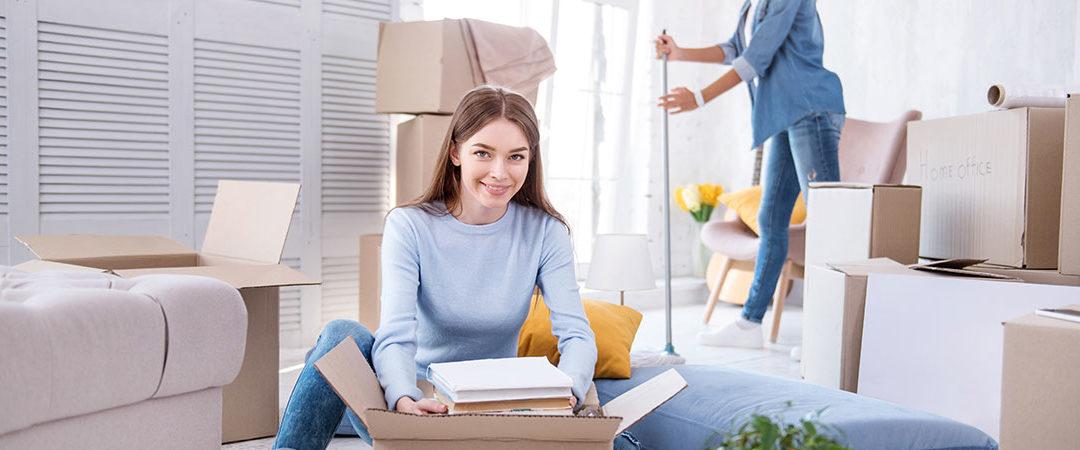 Nouveau service de déménagement
