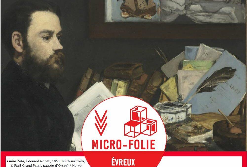 Inauguration de la Micro-Folie – Nétreville